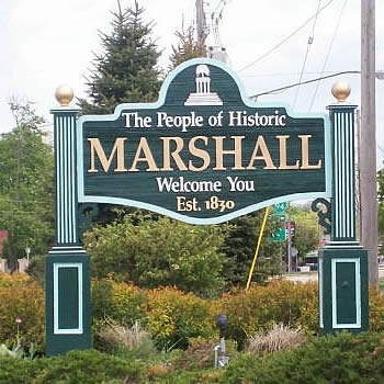 Marshall Michigan