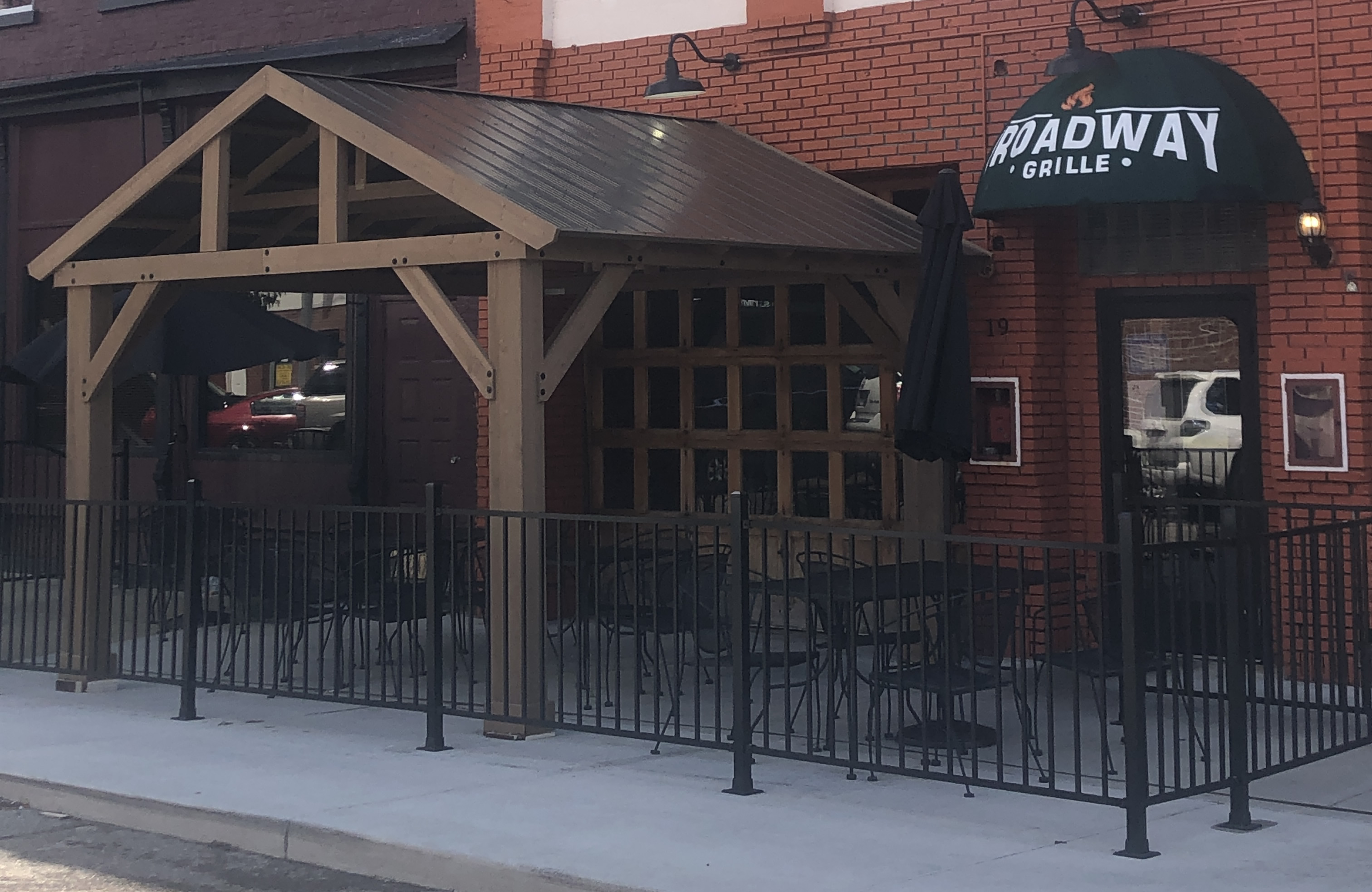 Broadway Grille Restaurant Coldwater